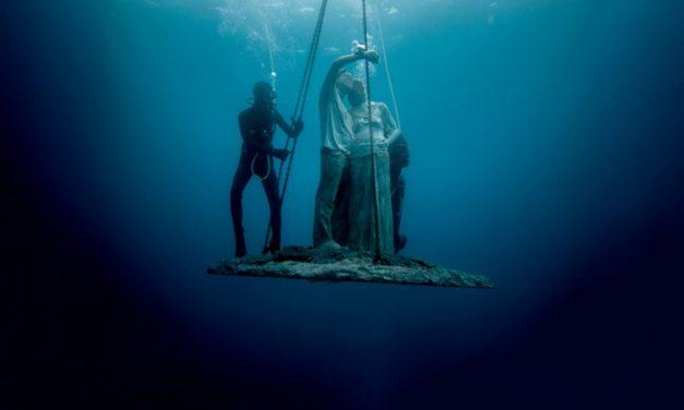 Španija gradi podvodni muzej!