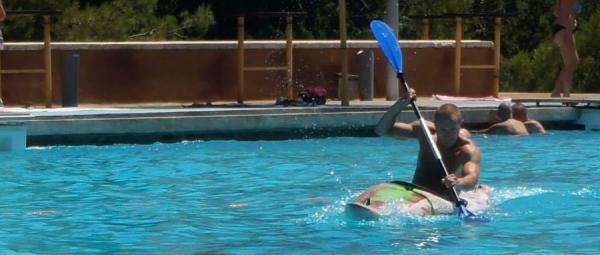 Sportske igre na bazenu