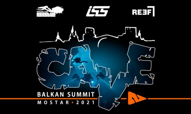 Najava: Balkan Cave Summit 2021.
